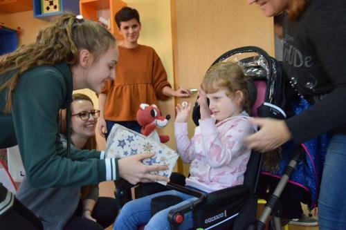 Behinderten-Tagesstätte Orasje