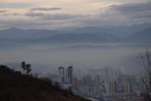 In und um Sarajevo